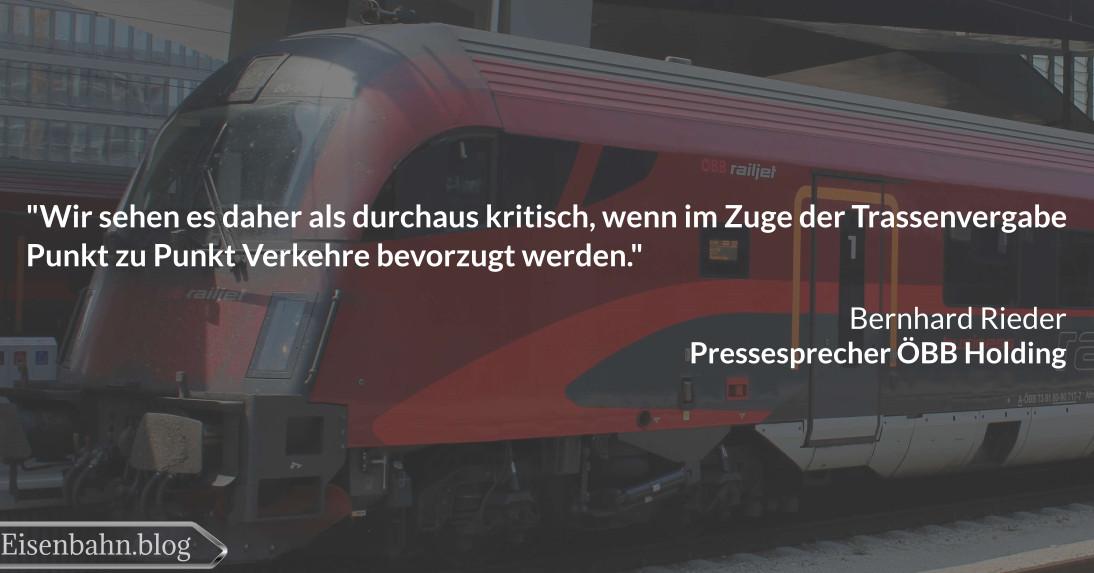 Bahner im Gespräch Teil 3 Bernhard Rieder