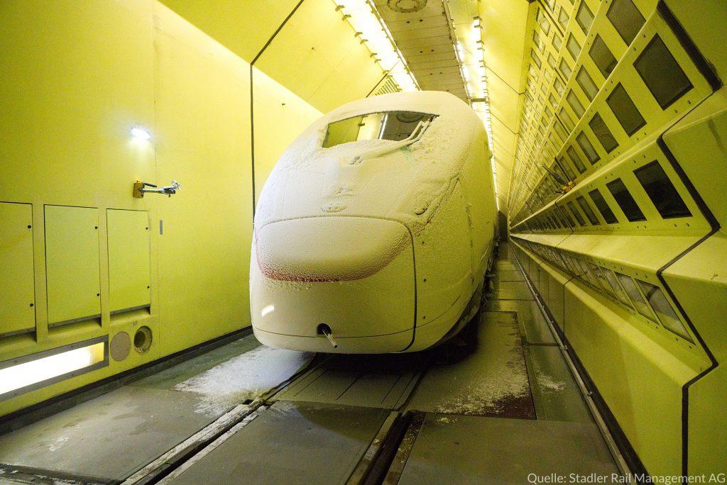 Mein Tag im Rail Tec Arsenal Wien