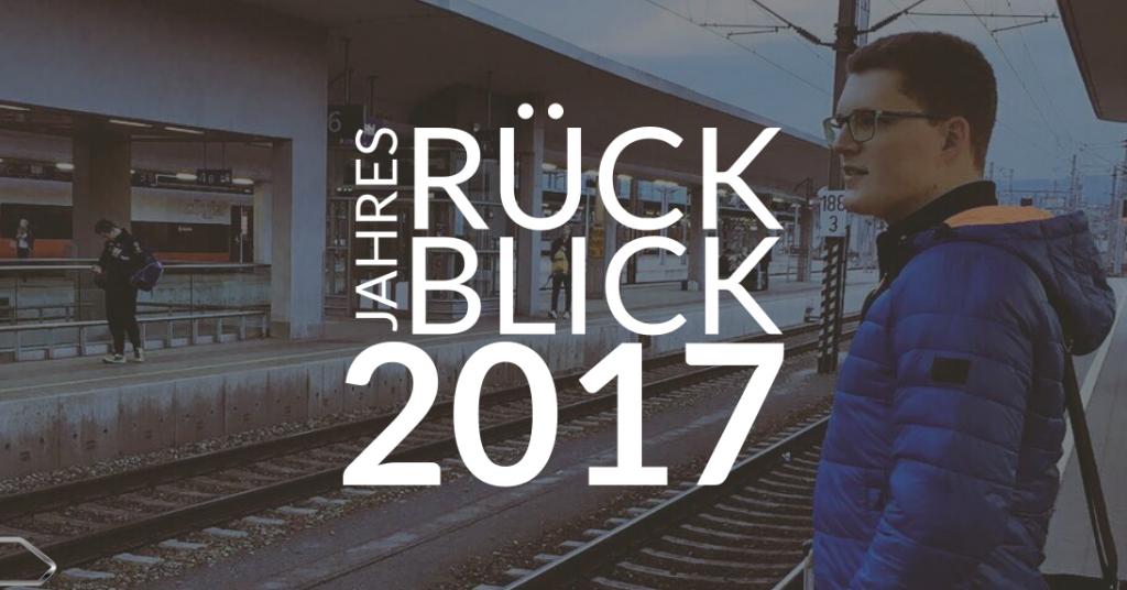 Titelbild Jahresrückblick 2017