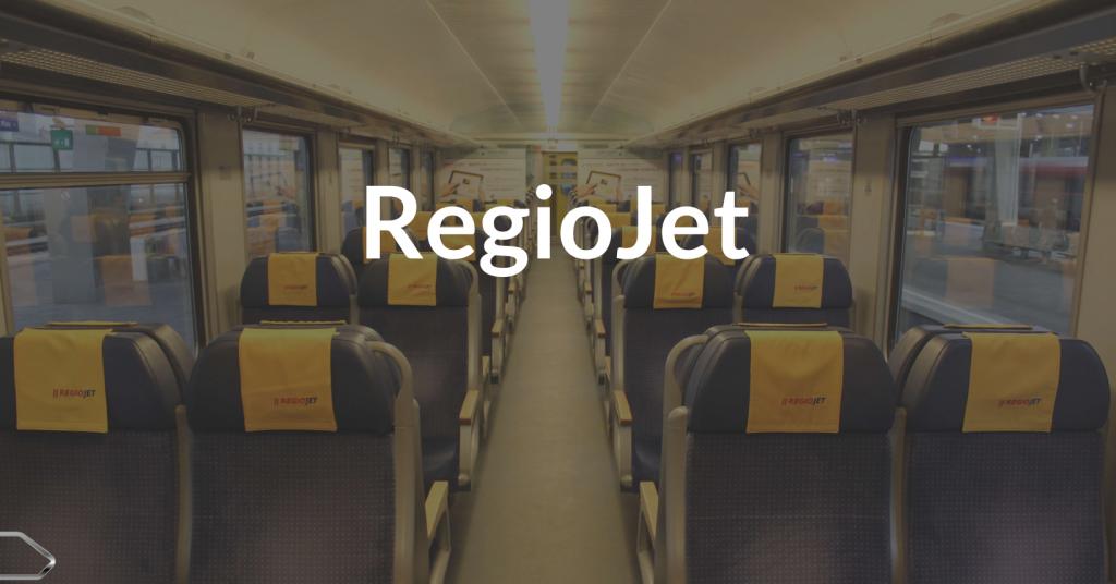 Der RegioJet