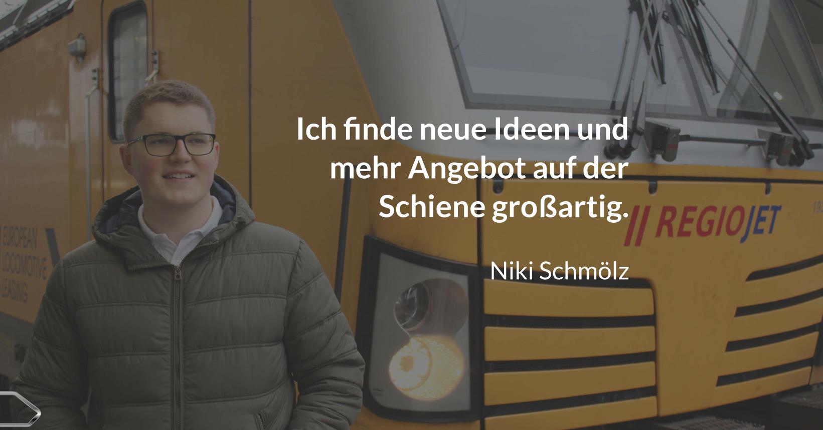 Niki zu RegioJet