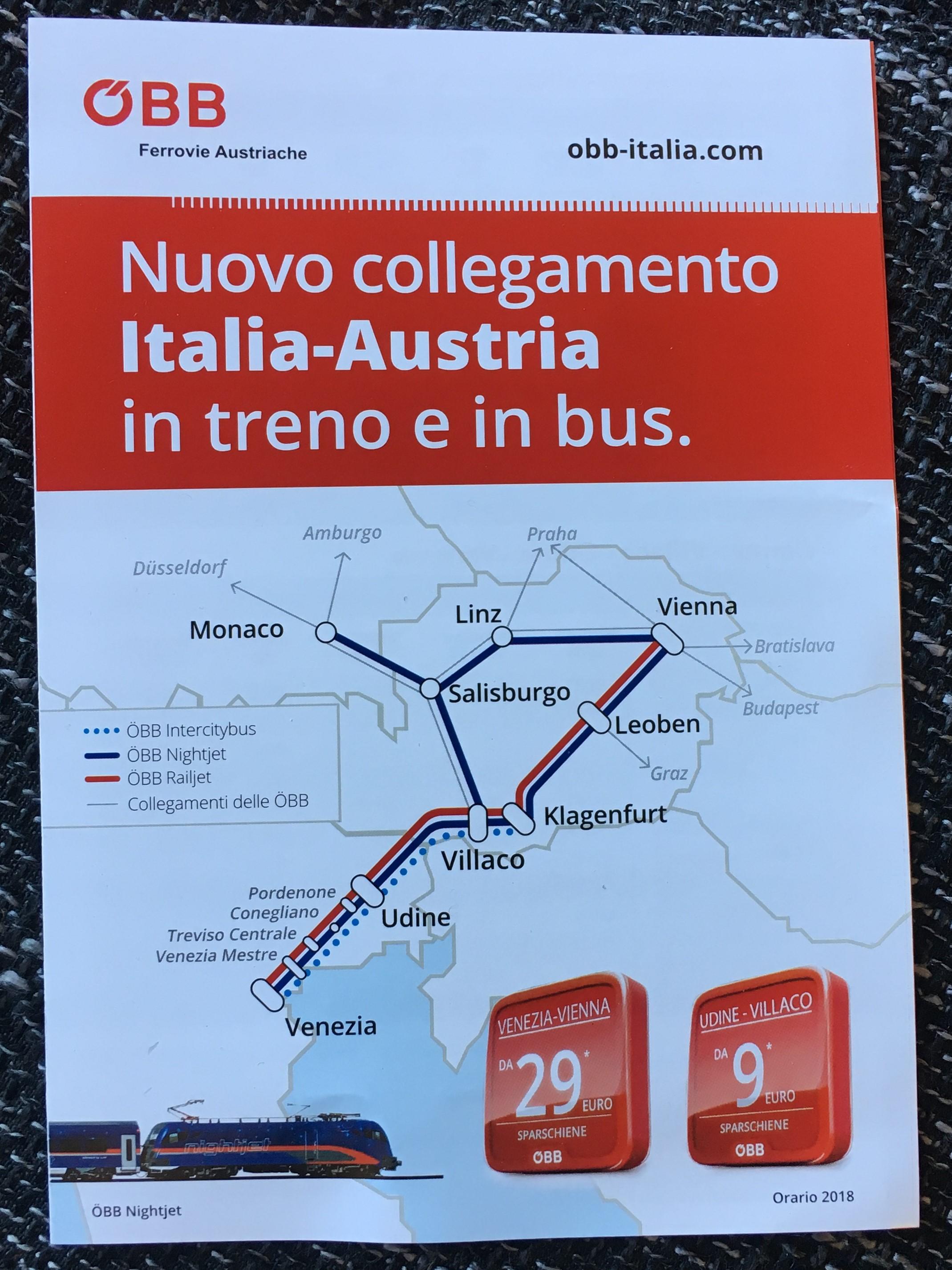 Werbung_Bahn _venedig