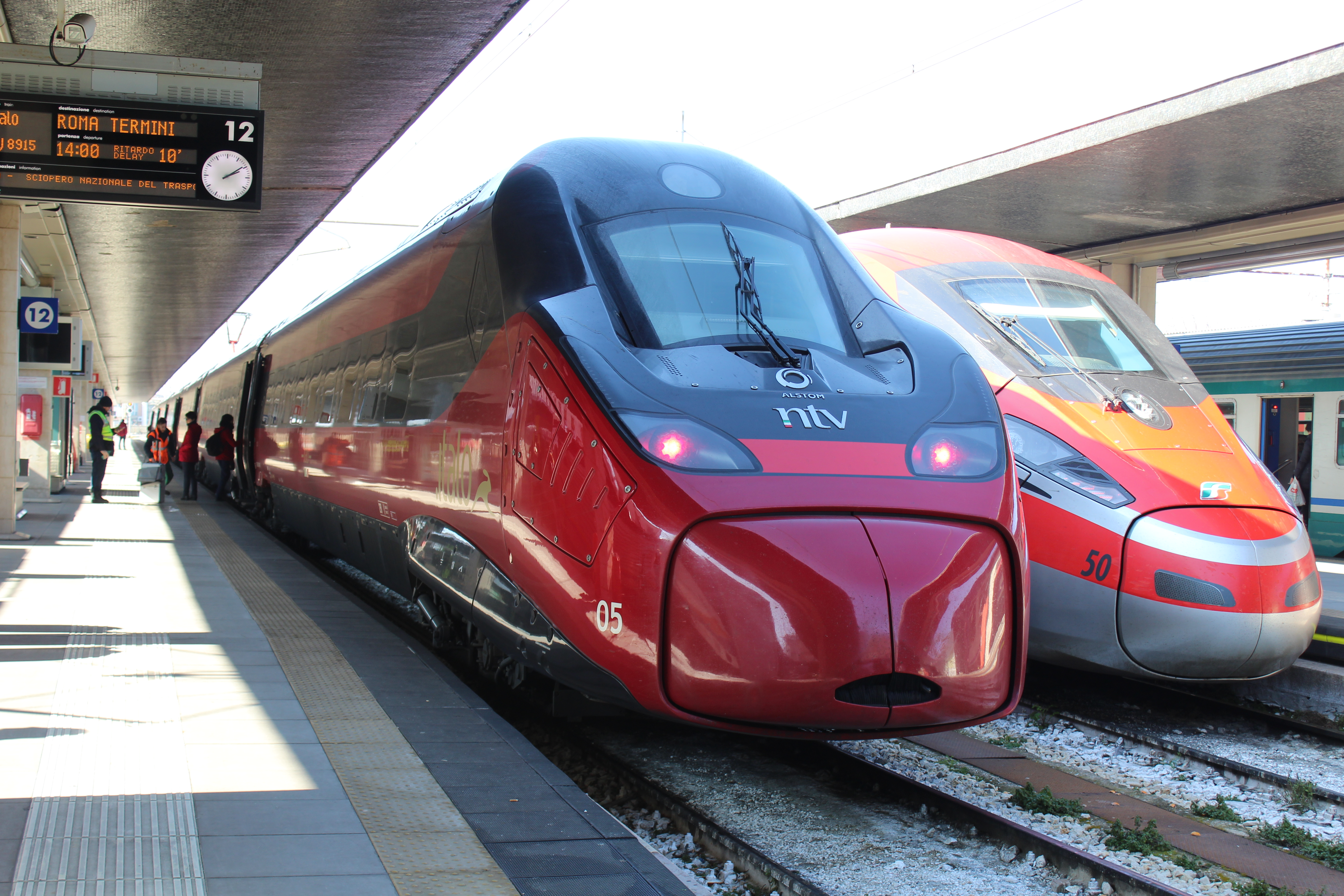 Züge_venedig